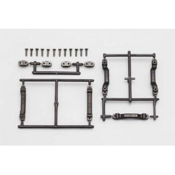 YOKOMO SD-300D F&R Suspention Mount Set