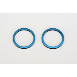 YOKOMO SD-501R Aluminum Diff Joint Ring (Blue/2pcs)