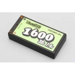 YOKOMO YB-P216BE Lipo 1600mAh/7.4V Battery RF CONCEPT