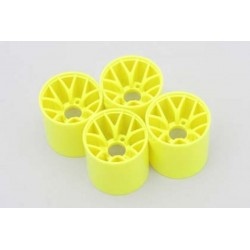 YOKOMO R12-284 Rear Wheel (4pcs) for YOKOMO R12