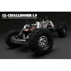 YOKOMO CL CHALLENGER 1.9 CL-C60A ALUMINIUM FULL OPTIONS