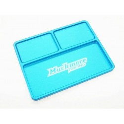 MM-MR-APTB2 Muchmore Luxury Aluminum Part Tray 2 Blue