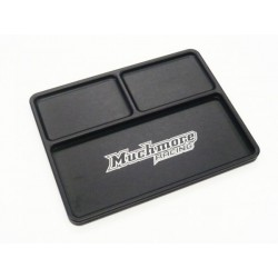MM-MR-APTK2 Muchmore Luxury Aluminum Part Tray Black