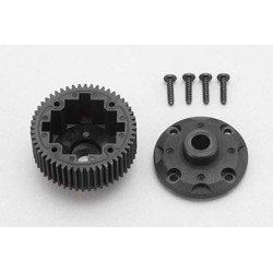 Gear differential case (with screws)