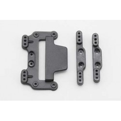 Front upper arm mount/rear brace (standard/narrow)