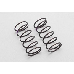 Big bore shock front spring (Purple) for Astroturf or Carpet surface