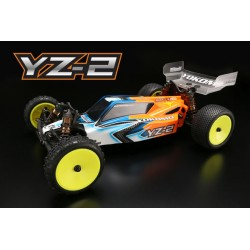YOKOMO B- YZ2  Yokomo YZ-2 1/10th Scale Electric 2WD Offroad Competition Buggy Kit