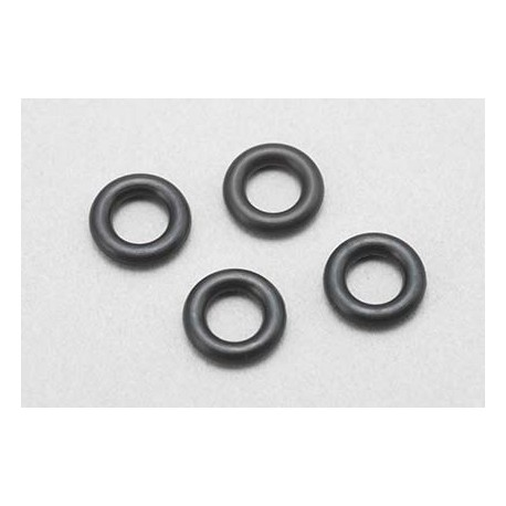 YOKOMO BD-500GOB Gear Differential O ring (Neoprene/Black)