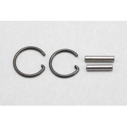 YOKOMO BD- 010PWC C Clip Double Joint Universal Pin/C Clip set