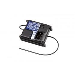 SANWA 107A41143A RX- 371W Receptor 3CH FHSS-2 2,4GHz 371W Estanco