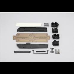 YOKOMO B4- LWS Lightweight Shorty Conversion Kit