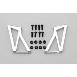 YOKOMO D- 056 Aluminum Wing Stay (Silver)