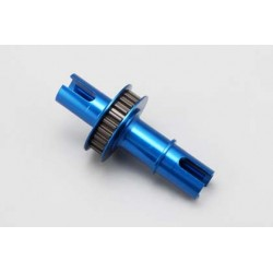 YOKOMO DRB- 50118 FCD ×1.8 Solid Axle Unit (Blue)