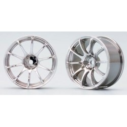 YOKOMO TW- 2013N ADVAN RACING RS Chrome offset 4mm