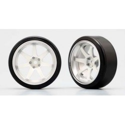 YOKOMO ZR- DR34R GP SPORTS GULLFLAME (8mm offset)