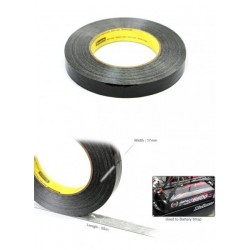 MUCHMORE MM-MG-TK Strapping Tape (Black) 55m x 17mm