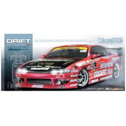 YOKOMO DRIFT PACKAGE 460POWER S14 SILVIA