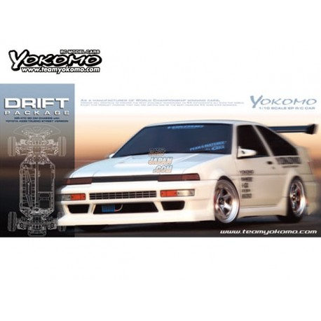 YOKOMO DRIFT PACKAGE TOYOTA AE86 TRUENO
