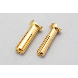 YOKOMO RP- 001 Racing Performer 4mm European plug (2pcs)