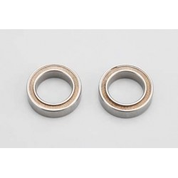 YOKOMO D 077 Teflon Sealed 10mm 15mm Bearing 2pcs  BMA  2