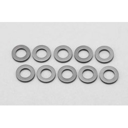 YOKOMO ZC S308 3 1 5 4 0 5mm shock shaft spacer 10pcs  BMA  2