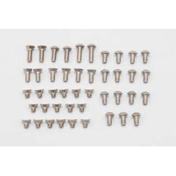 YOKOMO R12- 33T Titanium 3mm Screw Set (44pcs)