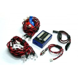 GT POWER 26 Control Car LED