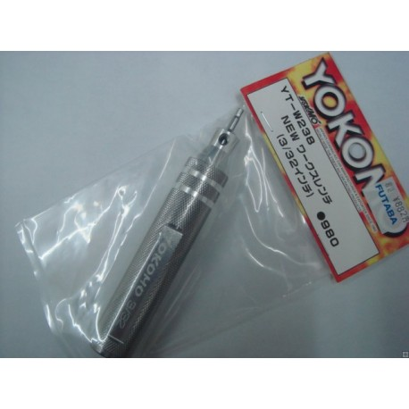 YOKOMO YT- WH238 NEW WORKS wrench (3/32 inch)