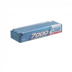LRP LiPo 1/10 Competition Car Line Hardcase 7000 - 110C/55C - 7.4V