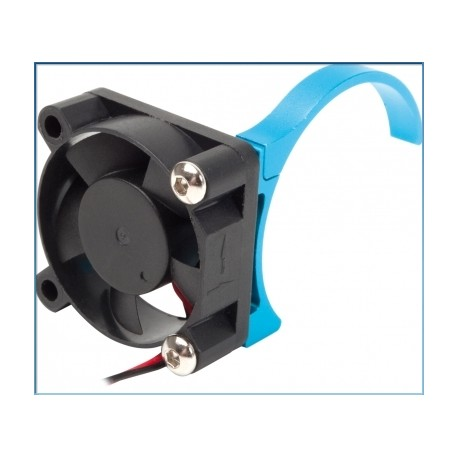 LRP 82515 Motor Fan (30x30mm) + Aluminium Mounting Clamp