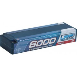 LRP 430211 LiPo 1/10 Competition Car Line Hardcase 6000 - 110C/55C - 7.4V