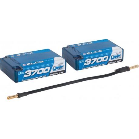 LRP 430226 3700 - Saddle Pack LCG - 110C/55C - 7.4V