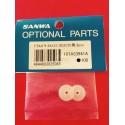 SANWA 107A53941A Nylon Gear (SX-131/SDX-701/2 pcs)