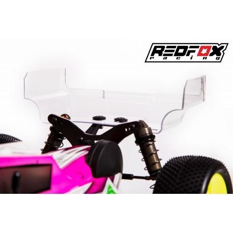 REDFOX 260101 1/10 TT, Solid Wing, 1.5mm Hard, X 2