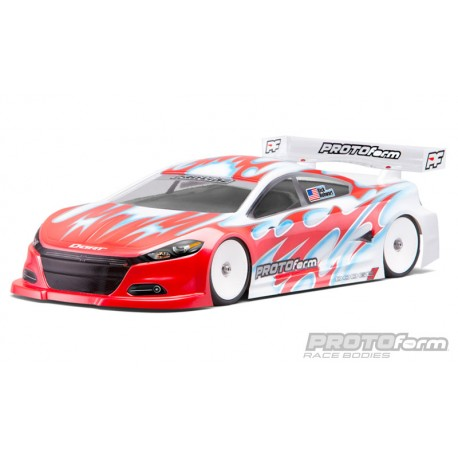 PROTOFORM 1541-25 Dodge Dart - 1:10 Touring Body 190mm - LIGHTWEIGHT