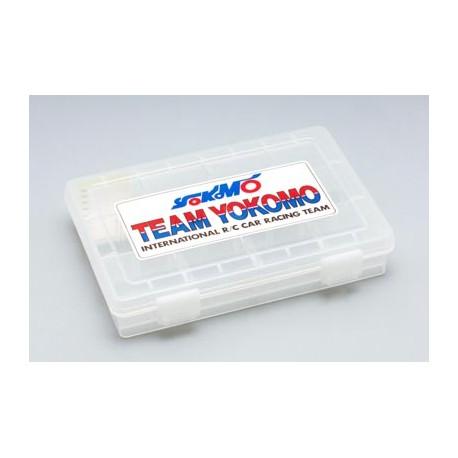 YOKOMO YC- 1 Parts Case (59×87×22mm) 12pcs