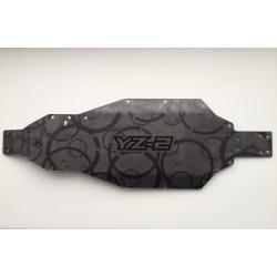 YOKOMO YOK- Z2-PS  Precut chassis protective sheet (2pcs)