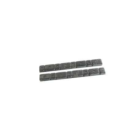 CORE RC CR058 Black X-Weights 16pcs