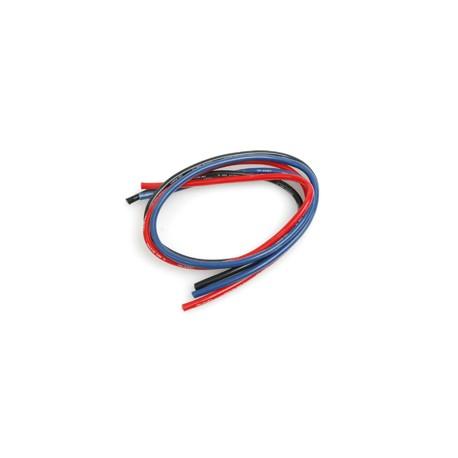 CORE RC CR115 Silicone Wire 12g - Red/Black/Blue 3x50cm