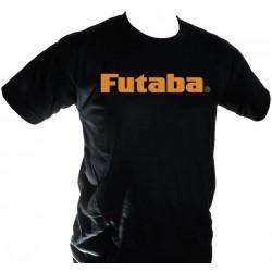 FUTABA 419002XXL CAMISETA FUTABA XXL NEGRA/NARANJA