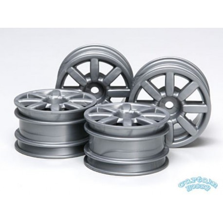 TAMIYA SP- 1334 Mini Cooper S 2006 Wheels (4pcs)
