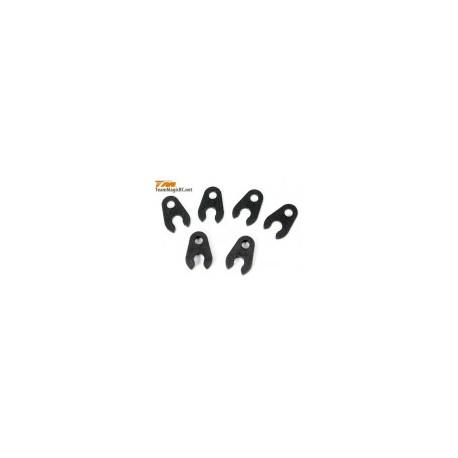 TEAM MAGIC 502179 G4 Caster clip set