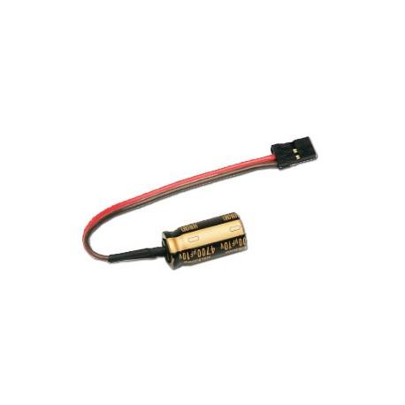 GRAUPNER 7082 1 M dulo capacitador para Spektrum 2 4 GHZ