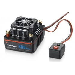 HOBBYWING COMBO XERUN XR8 Plus + XERUN 4068SD 2250KV + Multifunction LCD Program Box (1/8 Competition)