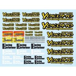 YOKOMO ZC- D16 LOGO DECAL 2015