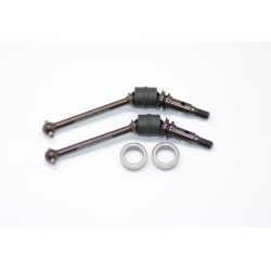 SERPENT 401445 Driveshaft set DJC set 411 (2)