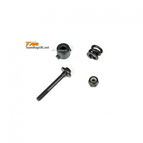 TEAM MAGIC 503160 E4 Ball Diff Hardware Set