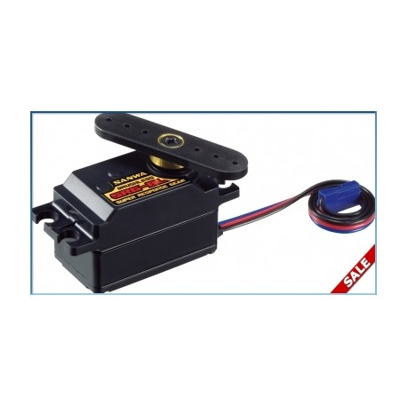 SANWA SRG-BLS VERSION 2 Servo Digital Brushless. P.bajo 7,6kg