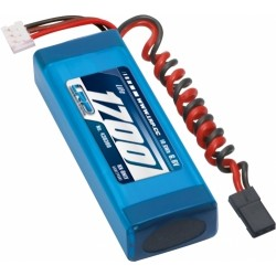 LRP 430300 - VTEC LiFePo 1700 RX-Pack 2/3A Straight - RX-only - 6.6V