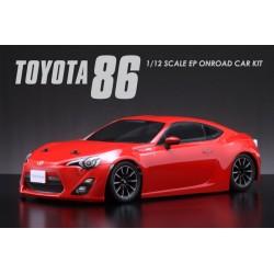 YOKOMO TOYOTA GT86 1/12